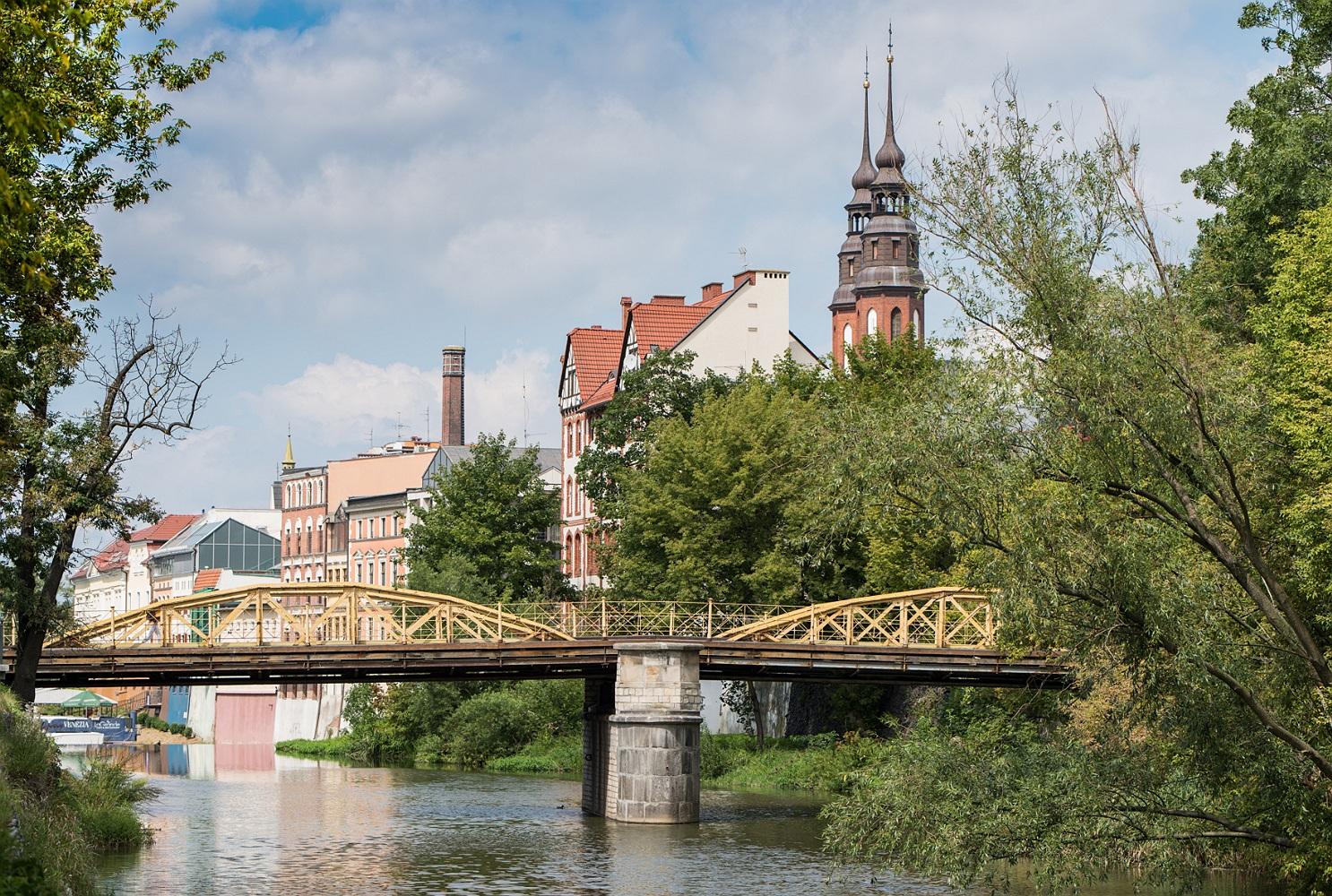 Most Zamkowy Opole