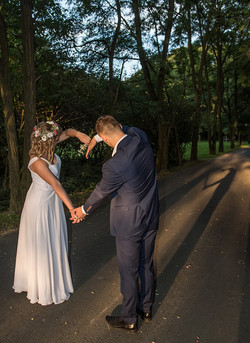 Sesja ślubna plenerowa