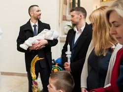 Ceremonia chrztu świętego