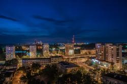 Opole z dachu