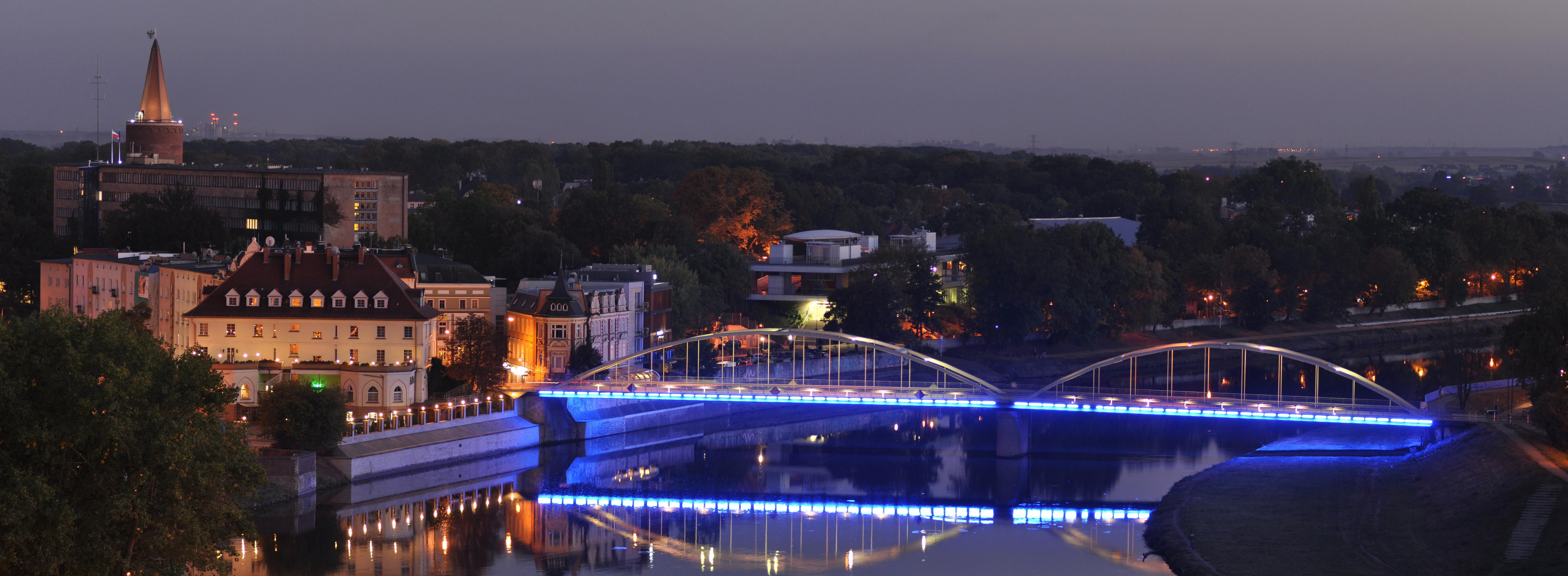 Most Piastowski Opole