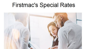 Firstmac's Special Rates