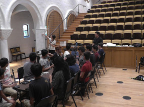 Pasadena Conservatory of Music, Clarinet Camp 2017