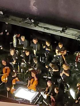 L.A. Opera, Eurydice performance, Februa