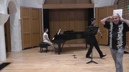 Yehuda Gilad, Professor Clarinet at The