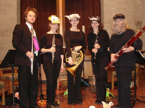 Peter and the Wolf, TSO Wind Quintet