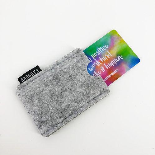 空白毛氈Card Case