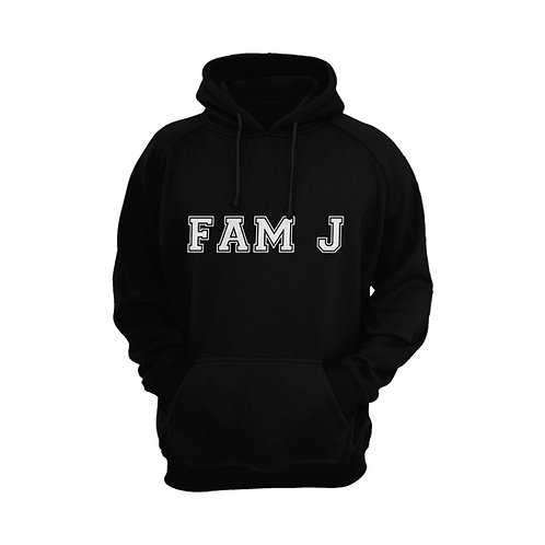 """fam j""Hoodies訂製"