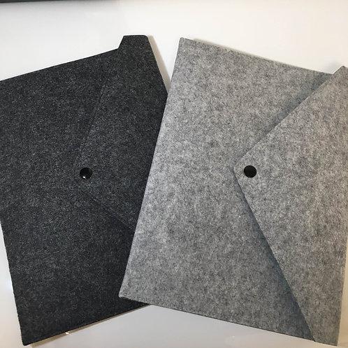 空白毛氈文件袋 (Felt A4 File)
