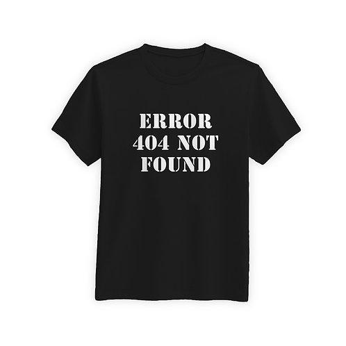 """""""ERROR 404 not found""""Tee訂製"""