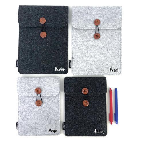 毛氈iPad袋/mini袋(8吋/9.7-11吋)