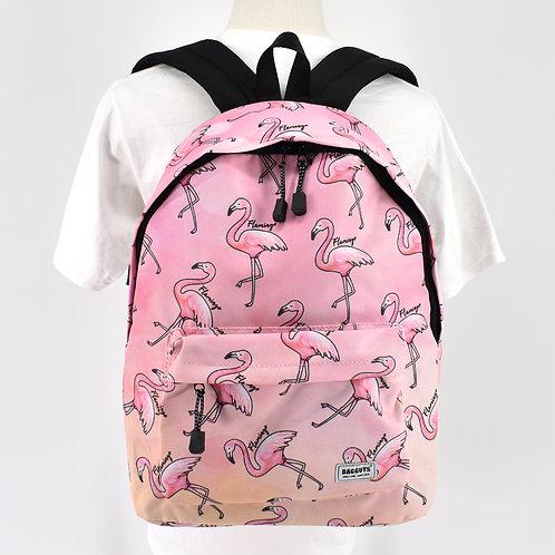 """原創設計""""Flamingo""""書包"""