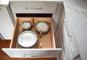 kitchen accessories. Kitchen drawer.