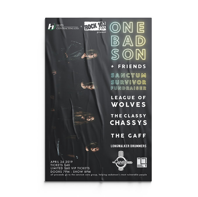 One Bad Song Poster Mockup.jpg