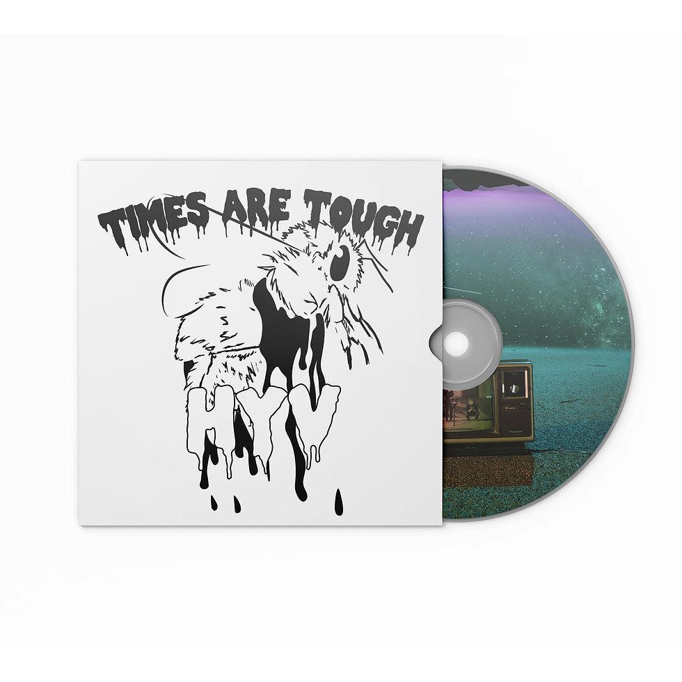 Times Are Tough Album Artwork Front Mock
