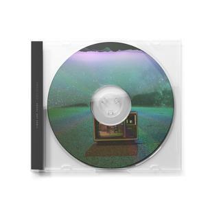 Times Are Tough Album Artwork CD Mockup.