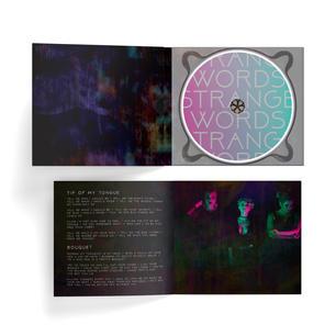 Strange Words Digipack - Album Artwork M