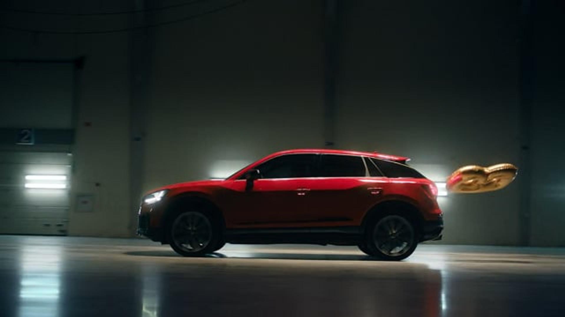 Audi - Celebrating the Speed of life