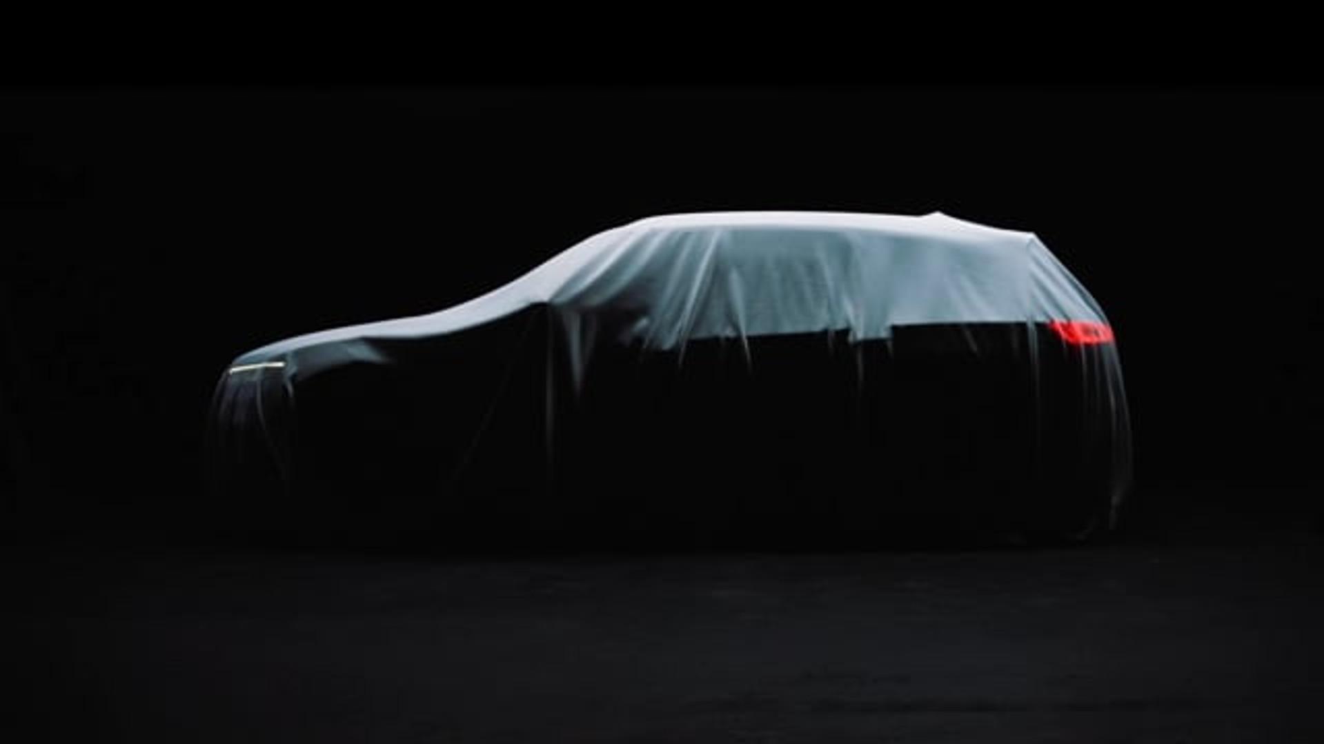 VW - Touareg Teaser