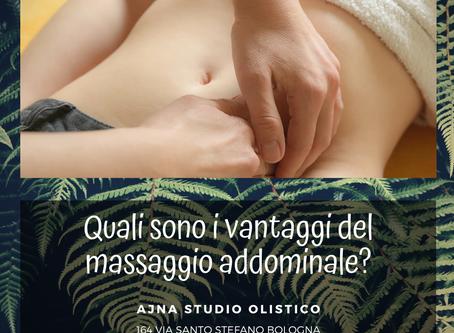 Quali sono i vantaggi del massaggio addominale?