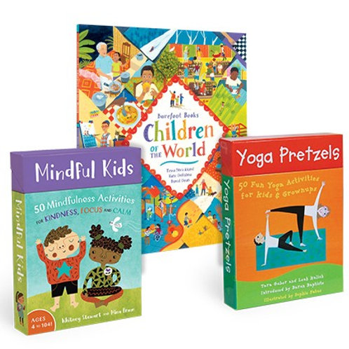 Barefoot Books Inner Peace Bundle