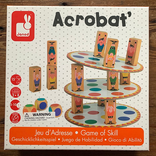 Acrobat Balancing Game