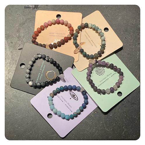 Shoppe Geo Energy Collection Bracelets