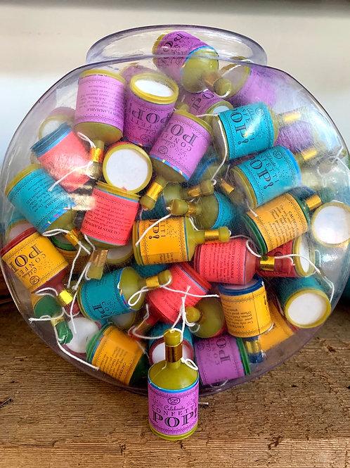 Tops Malibu Confetti Poppers