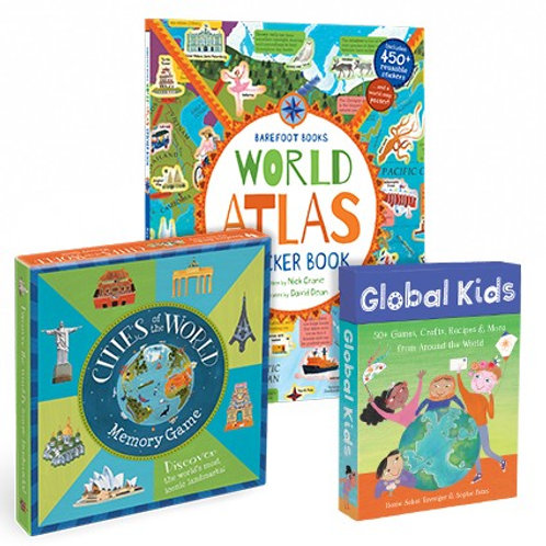 Barefoot Books Global Kids Bundle