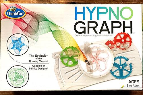 Hypno Graph spiral drawing machine