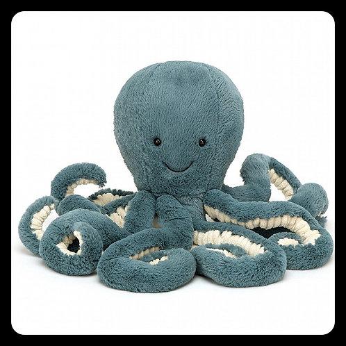 Small Jellycat Octopus