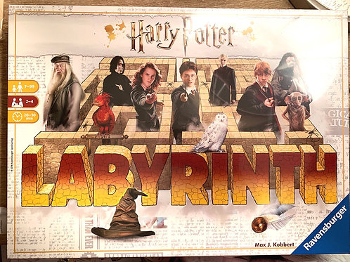 Labyrinth - Harry Potter Edition by Ravenburger
