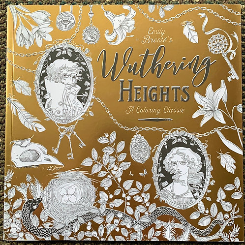 Wuthering Heights Coloring Book