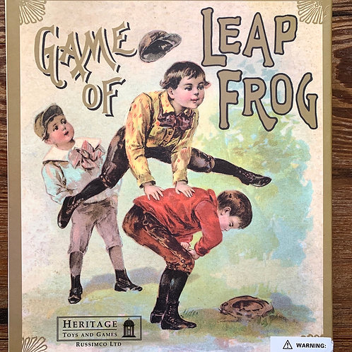 Leap Frog old-fashioned Board Game