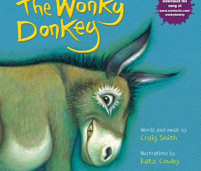 Story Time #9: The Wonky Donkey by Craig Smith