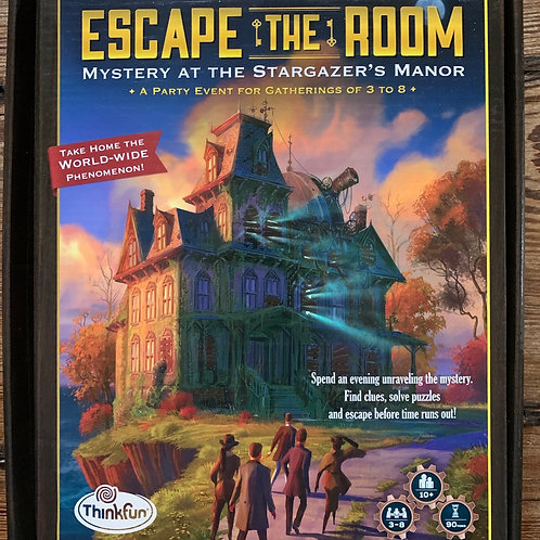 Escape the Room party game