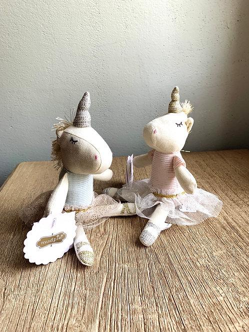 """Ballerina Unicorn 7"""""""