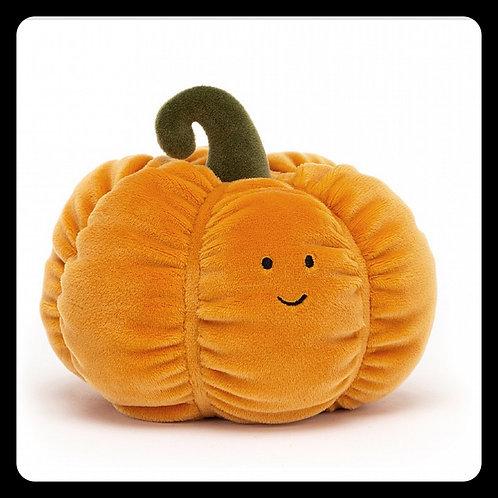 Jellycat Vivacious Pumpkin