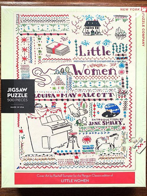 Little Women 500 piece puzzle