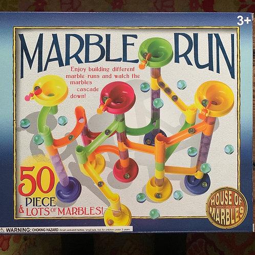Marble Run - 50 piece