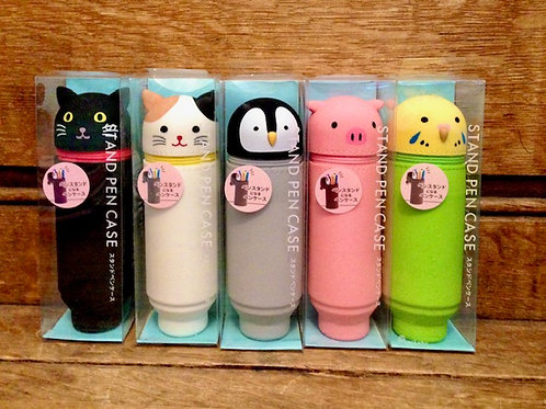 Spring Character Pencil/Goody Holders