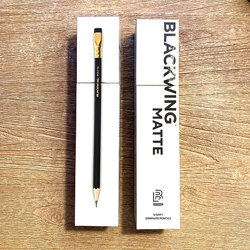 Blackwing Matte Pencils 12 pack