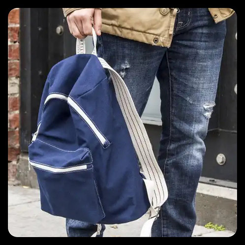 Utility Canvas Backpack
