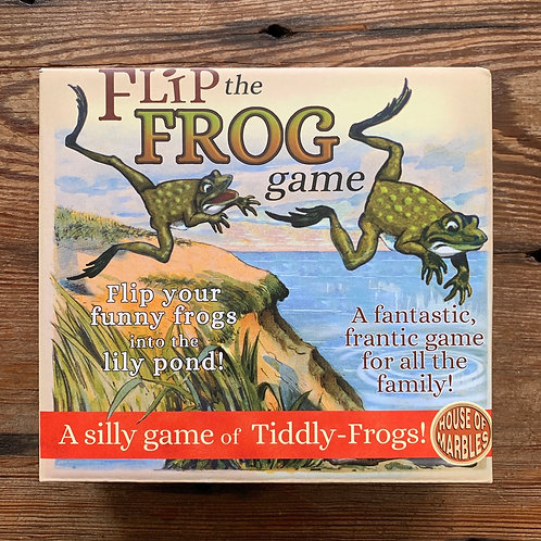 Flip the Frogs Tiddly Frogs Game