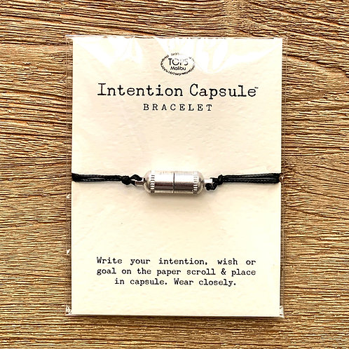 Intention Capsule Bracelet