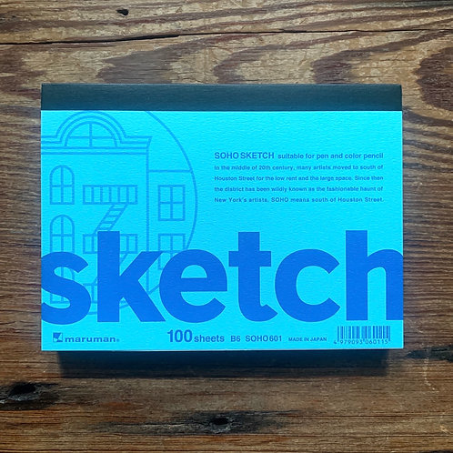 "Soho Sketch pad 7"" x 5"" - smooth"