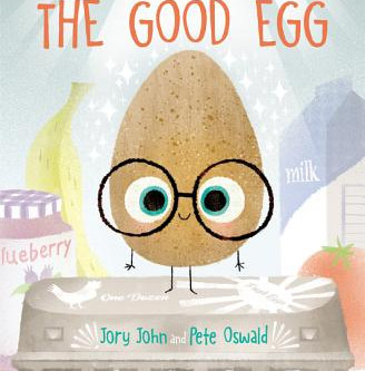 Story Time #5: The Good Egg by Jory John & Pete Oswald with Wendy!