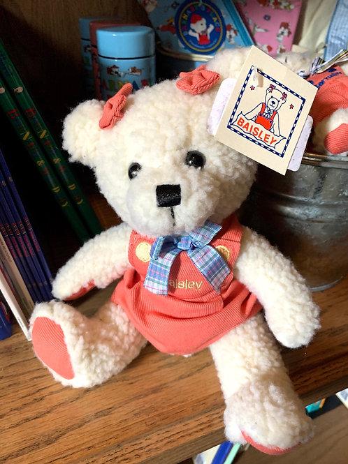 """Baisley Bear 9"""""""