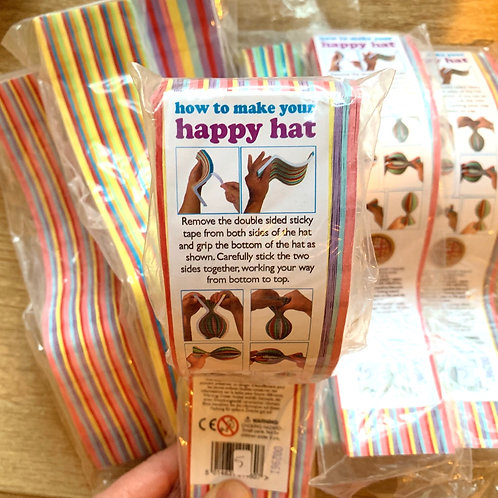 Happy Hat - assorted colors