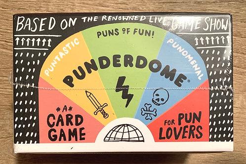 Punderdome Game